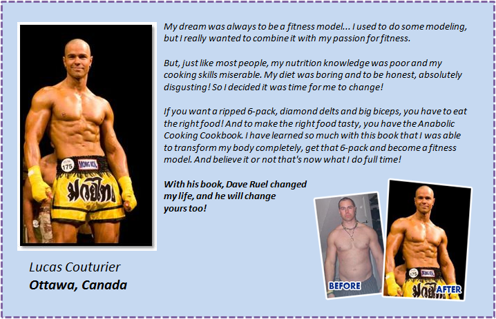 Anabolic Diet Book